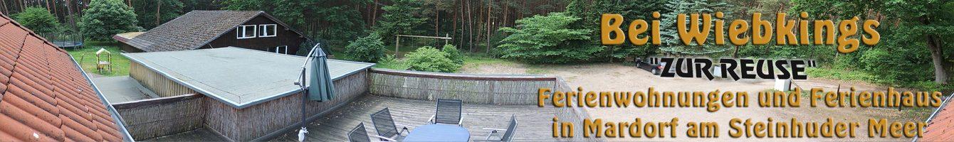 Ferienwohnungen Wiebking Zur Reuse - Mardorf am Steinhuder ...